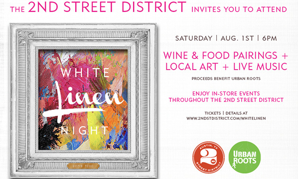 White Linen Night benefiting Urban Roots